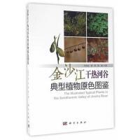 【XSM】金沙江干热河谷典型植物原色图鉴 刘方炎,李昆,陈敏 科学出版社9787030484642