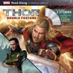 【预订】Thor Double Feature Read-Along Storybook and CD