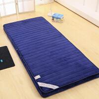 君别加厚榻榻米床垫学生宿舍单人床褥子1.5米1.8m双人海绵软垫被1.2米