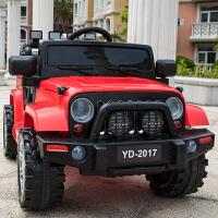 儿童电动车越野童车小孩四轮汽车带遥控汽车可坐宝宝玩具车可坐人