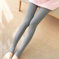 打底裤 女士高腰加绒加厚打底裤2020年冬季新款韩版时尚潮流女式修身洋气铅笔裤