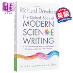 【中商原版】牛津现代科学写作手册 牛津科学里程碑系列 英文原版 Oxford Book of Modern Scien