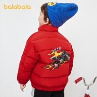 【�_�W季 折后�B券�A估�r:90.2】巴拉巴拉�和�棉服����外套男童棉衣小童外套�r尚��s上衣