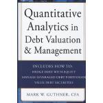 【预订】Quantitative Analytics in Debt Valuation and Management
