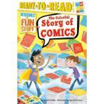 【预订】The Colorful Story of Comics