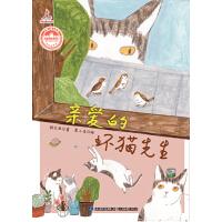 亲爱的坏猫先生--台湾儿童文学馆?美丽眼睛看世界