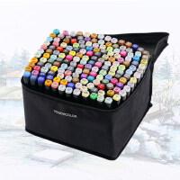 Touch color马克笔套装全套204色 手绘设计彩色笔双头马克笔套装touch正品彩笔画笔学生动漫肤色