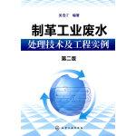 制革工业废水处理技术及工程实例(二版)