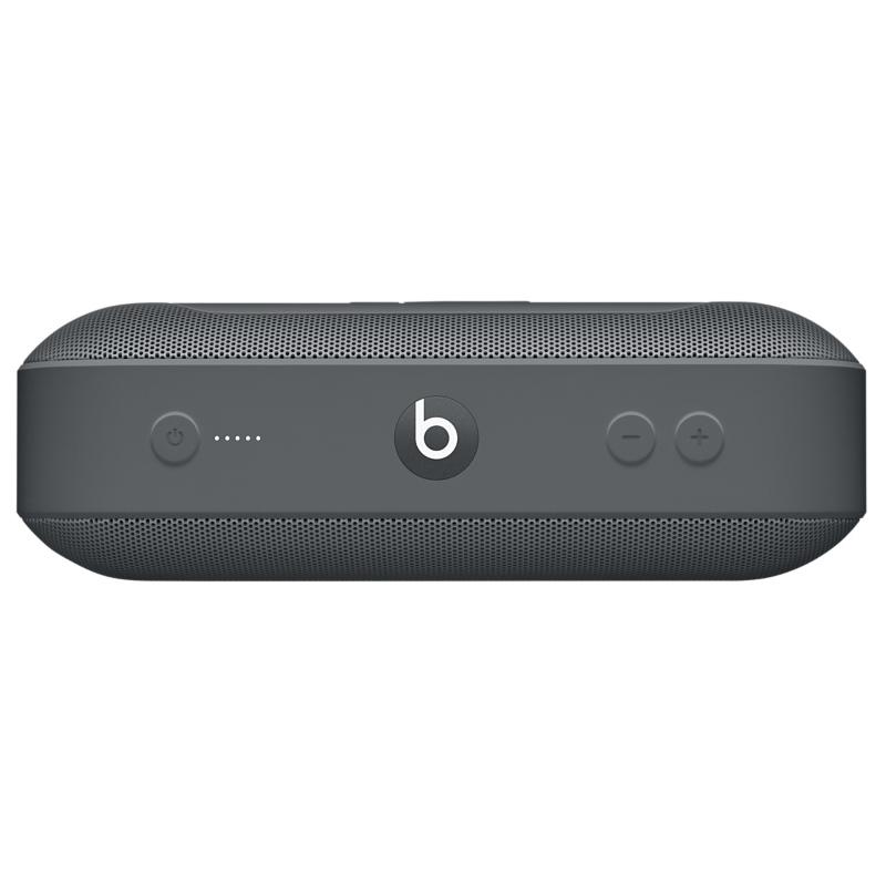 Beats Pill+ 便携式蓝牙无线音响 沥青灰 MQ312CH/A可使用礼品卡支付 国行正品 全国联保