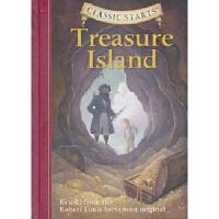 开始读经典:金银岛 英文原版 Classic Starts: Treasure Islan