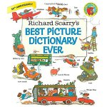 Richard Scarry's Best Picture Dictionary Ever 斯凯瑞儿童图片词典