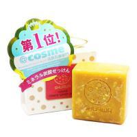 日本Shuawa碳酸皂手工皂洁面皂洗脸皂