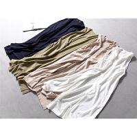 出口日本简单有韵味提气质长款无袖开叉针织披肩开衫春夏女装0.22