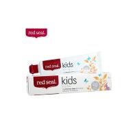 【澳洲直邮】Red Seal 红印 Kids 儿童牙膏 植物成分75g (3只价) 海外购