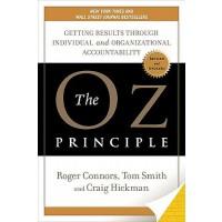 【预订】The Oz Principle Getting Results through Individual and