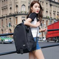 双肩包女背包超火的 电脑包学生书包男旅行包女大容量