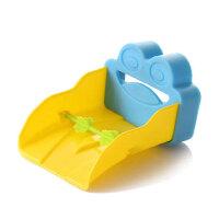 幼儿鸭嘴辅助器儿童水龙头延伸器宝宝洗手好帮手洗发杯/水勺A