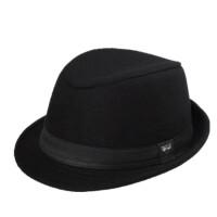 春夏季 礼帽男 户外大码男士帽子女出游遮阳草帽爵士帽