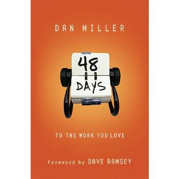 【预订】48 Days to the Work You Love: An Interactive Study [With 2 CDs] 美国库房发货,通常付款后3-5周到货!