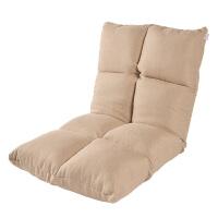 20190402232331373懒人沙发榻榻米单人小沙发日式折叠沙发床上椅宿舍阳台午休躺椅子