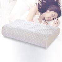君别太空记忆棉枕头慢回弹单人护颈椎男女学生枕芯带枕套一对拍2 记忆棉枕头:30*50cm(一只装)