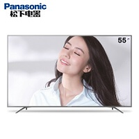 松下(Panasonic)TH-55EX700C 智能�W�j平板���C55英寸HDR4K超高清液晶�� 黑色新品
