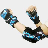 轮滑护具套装全套儿童护膝平衡车溜冰旱冰滑板长板自行车