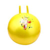 18英寸加厚运动感统训练儿童户外玩具羊角球跳跳球 加厚