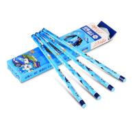 得力S913 六角绘画铅笔2B铅笔 12支装素描绘画铅笔