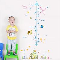 孩派 卡通身高贴 装饰贴画 背景墙墙贴 小丑鱼Nemo海底总动员