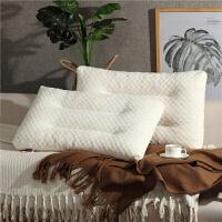 天然乳胶颗粒按摩枕修复颈椎助眠家用枕单人乳胶枕枕头