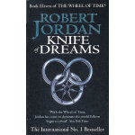KNIFE OF DREAMS 时光之轮11: 梦之利刃(ISBN=9781841492285) 英文原版