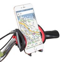 GXI 手机自行车支架 骑行单车山地车支架 骑行装备配件导航支架 通用苹果 三星 华为 小米智能导航支架