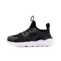 【1件4折】耐克儿童鞋新款华莱士跑步鞋男女童运动鞋859594-020 黑色