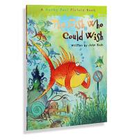 送音频/牛津原版英文绘本/The Fish Who Could Wish 许愿的鱼