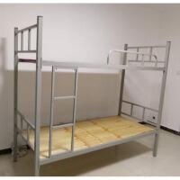 铁架床上下铺铁床郑州高低床铁床学校上下床铁床宿舍床 其他1.2米以下
