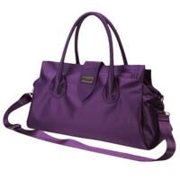 短途旅行包女手提单肩大容量旅游包手拎行李包旅行袋运动健身包包