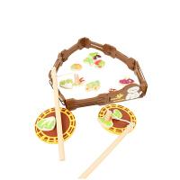 菜园 儿童益智玩具1-3岁宝宝木制玩具
