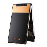 Lenovo/联想 A588t 安卓360°翻盖老人商务 智能手机黑金
