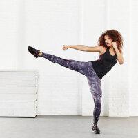 假两件式工字运动背心 女 跑步健身防震瑜伽文胸