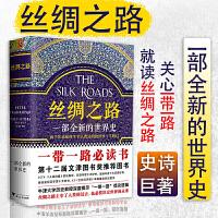 丝绸之路:一部全新的世界史(关心一带一路,丝绸之路)历史小说