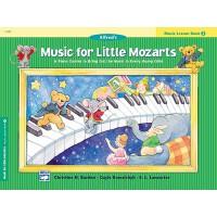 【预订】Music for Little Mozarts Music Lesson Book, Bk 2