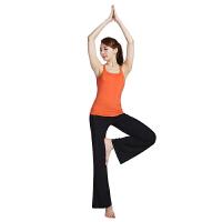 [当当自营]皮尔瑜伽(pieryoga)2018新款瑜伽服套装女 跑步运动健身服修身显瘦两件套 81121阳光橙吊带+
