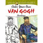 Dover Masterworks: Color Your Own Van Gogh Paintings(POD)