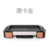 5P5 商用烤肉铁板烧功能 电烧烤炉家用韩式无烟电烤盘