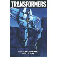 【预订】Transformers Volume 7: Combiner Wars--First Strike
