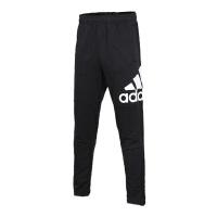 Adidas阿迪达斯 男裤 2018新款运动休闲针织小脚长裤 CW3881