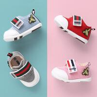 儿童鞋春秋 宝宝学步鞋1-2岁婴儿鞋机能鞋子男女童棉鞋防滑