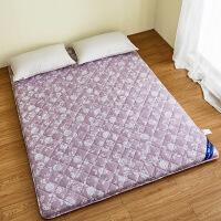 榻榻米床垫1.8m床双人床褥加厚垫褥子1.5米海绵垫被席梦思