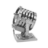爱拼 全金属 DIY拼装模型 3D立体拼图 蝙蝠侠信号灯
